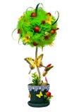 Topiary decorative tree Royalty Free Stock Photography