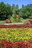 Topiary del coniglietto immagine stock libera da diritti