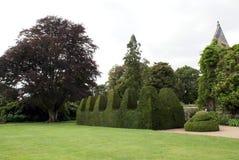 Topiary garden Royalty Free Stock Photos