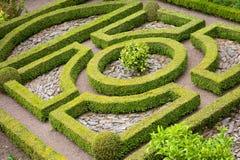 Topiary knooptuin Stock Fotografie