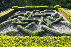 Topiary Landscaping Stock Image