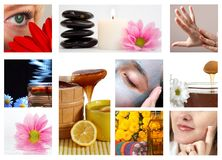 Topic Beauty Royalty Free Stock Images