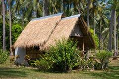 Topical beach house. In island Koh Chang, Thailand Stock Photos