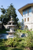 Topkapıpaleis, Turkije, Istambul Royalty-vrije Stock Afbeeldingen