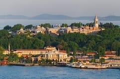 Topkapi宫殿伊斯坦布尔 图库摄影