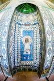 Topkapi宫殿米哈拉布  库存照片