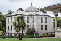 topkapi дворца istanbul Стоковое Изображение RF