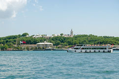 topkapi дворца istanbul Стоковые Фото