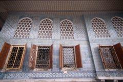 topkapi дворца harem Стоковое Фото