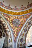 Topkapi ceiling Royalty Free Stock Image