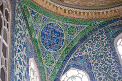 Topkapi, Istanbul harem room Royalty Free Stock Photos