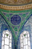 Topkapi, Istanbul harem room Royalty Free Stock Photography