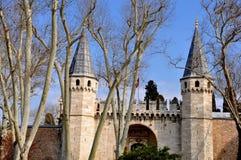 Topkapi pałac zdjęcia stock