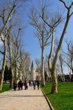 Topkapi pałac fotografia royalty free