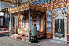 Topkapi pałac harem Zdjęcie Stock