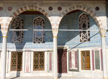Topkapi Palace Royalty Free Stock Photography