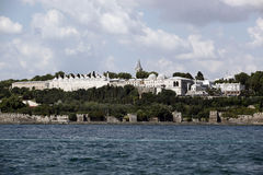 Topkapi Palace. In Istanbul,Turkey stock photography
