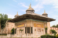 Topkapi palace architecture Royalty Free Stock Images