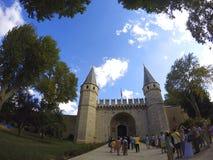Topkapi Palace Royalty Free Stock Image