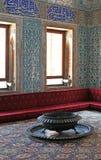 Topkapi Palace, Harem. Istanbul Royalty Free Stock Image