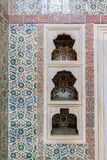 Topkapi Palace Harem Istanbul Stock Image