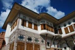 Topkapi Palace Harem. Istanbul, Turkey Stock Photo