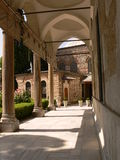 Topkapi Palace in Instanbul Royalty Free Stock Photo