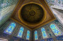 Topkapi Palace Interior. In Istanbul, Turkey Stock Photo