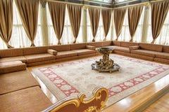 Topkapi Palace Interior, Istanbul, Turkey Stock Image