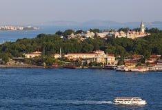 Topkapi palace - Istanbul Stock Photography