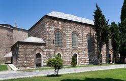 Topkapi Palace, Istanbul Royalty Free Stock Photo