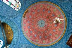 Topkapi palace, istanbul. Royalty Free Stock Photo