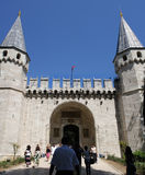 Topkapi palace in Istanbul Stock Photos