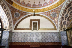 Topkapi Palace in Istanbul City, Turkey Royalty Free Stock Images