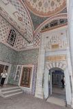 Topkapi Palace Istanbul Royalty Free Stock Images
