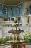 Topkapi Palace Istanbul (Heram water  Duct) Stock Images