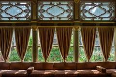 The Topkapi Palace in Istanbul, Turkey. stock image