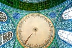 Topkapi palace, istanbul. Turkey. Royalty Free Stock Photography