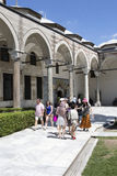 Topkapi Palace, Istanbul, Turkey Royalty Free Stock Photos