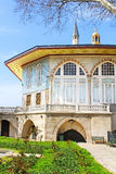 Topkapi Palace in Istanbul Stock Image