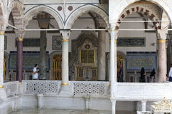 Topkapi Palace, Istanbul Stock Photography