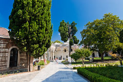 Topkapi Palace in Istanbul Stock Images