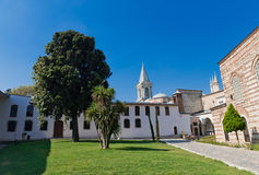 Topkapi Palace in Istanbul Royalty Free Stock Photography