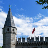Topkapi Palace, Istanbul Turkey Royalty Free Stock Images