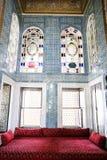Topkapi Palace, Istanbul, Turkey Royalty Free Stock Photo
