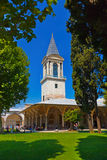 Topkapi Palace at Istanbul Turkey Royalty Free Stock Photo