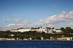 Topkapi Palace in Istanbul Stock Photo