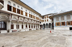 Topkapi Palace in Istanbul Stock Photography