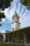 Topkapi Palace, Travel to Istambul, Turkey Royalty Free Stock Photo