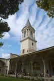Topkapi Palace, Travel to Istambul, Turkey Royalty Free Stock Photo